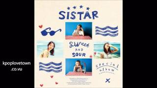 SISTAR - Hold On Tight Audio MP3