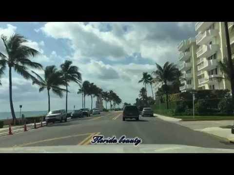 "Palm Beach .Где живут ""простые флоридцы"""