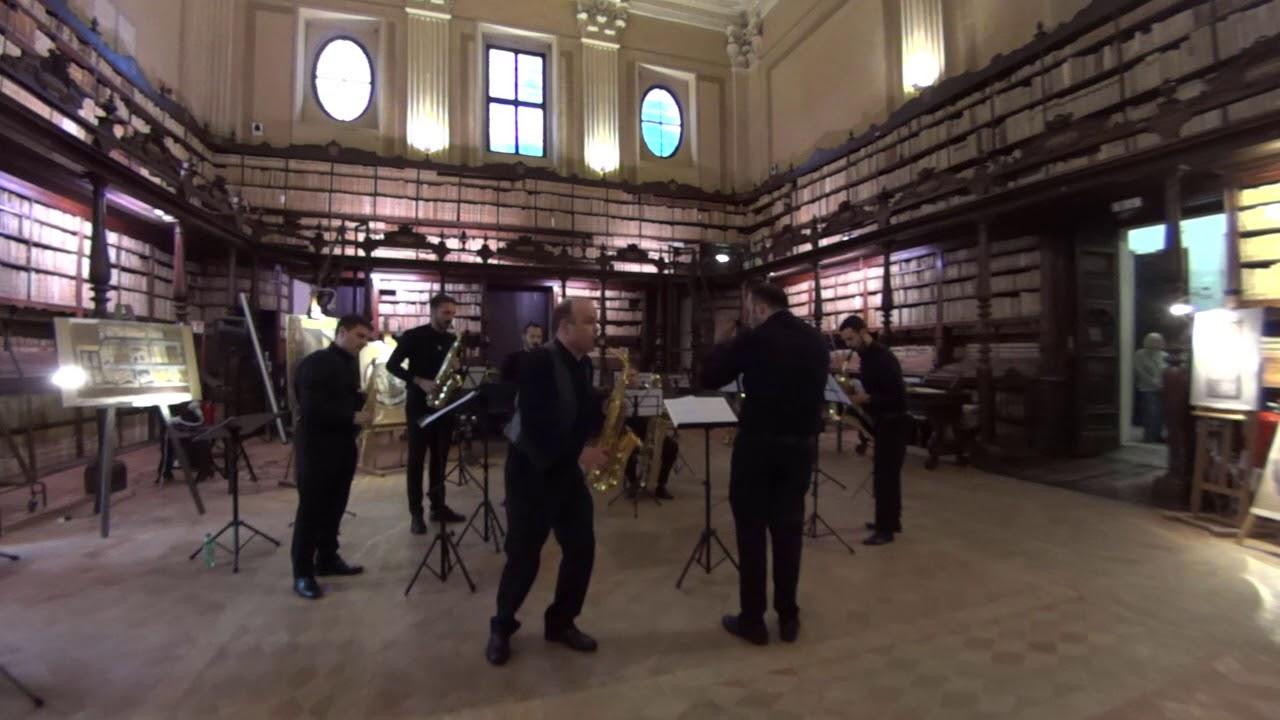 Concerto en MIb (A. Glazounov) - Vincent David & Exigentia Ensemble