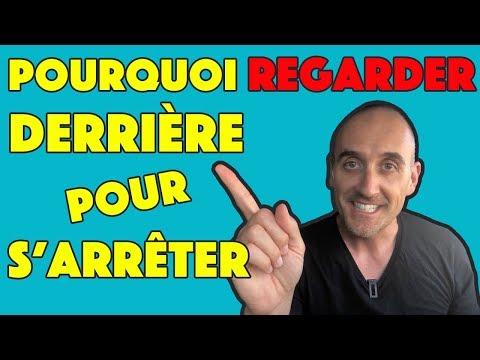 POURQUOI REGARDER DERRIÈRE POUR S'ARRÊTER ?