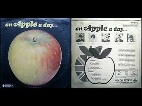 Apple - An Apple A Day - The Otherside. UK Psychedelia. 1969 (Quality 60