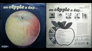 Apple - An Apple A Day - The Otherside. UK Psychedelia. 1969 (Quality 60's Psychedelia).