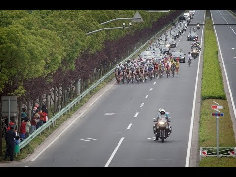 2016 UCI Women's WorldTour – Highlights from stage 1 of the Tour of Chongming Island