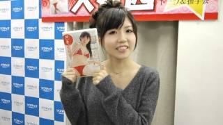 グラビアアイドルの久宥 茜(くゆう・あかね)さんがDVD「茜色の想い......