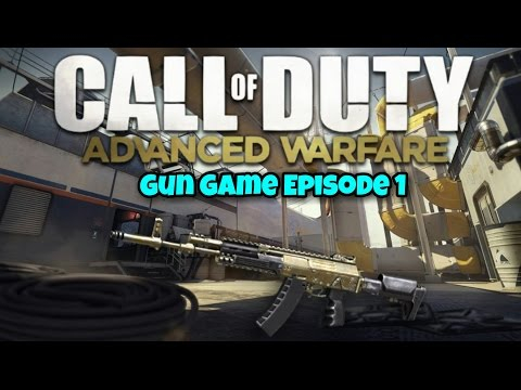 Call of duty Advanced Warfare: Gun Game