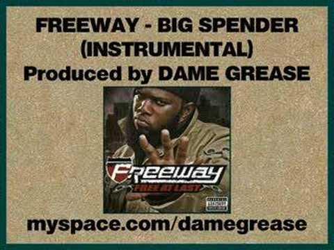 Freeway & Jay-Z - Big Spender (Instrumental)