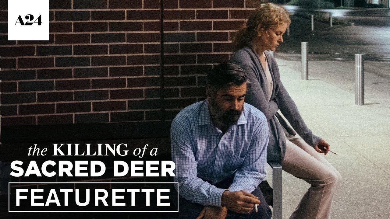 The Killing of a Sacred Deer | Original Voice | Official Featurette ...