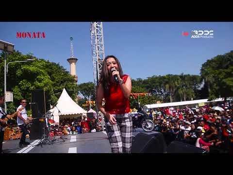 MONATA TERBARU 2019 - KARNA SU SAYANG (KOPLO) - RENA MOVIES - LIVE ALUN ALUN SIDOARJO