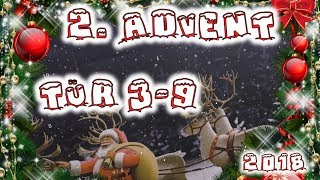 2. Advent Tür 3-9 Adventskalender-Spezial 2018 | H...