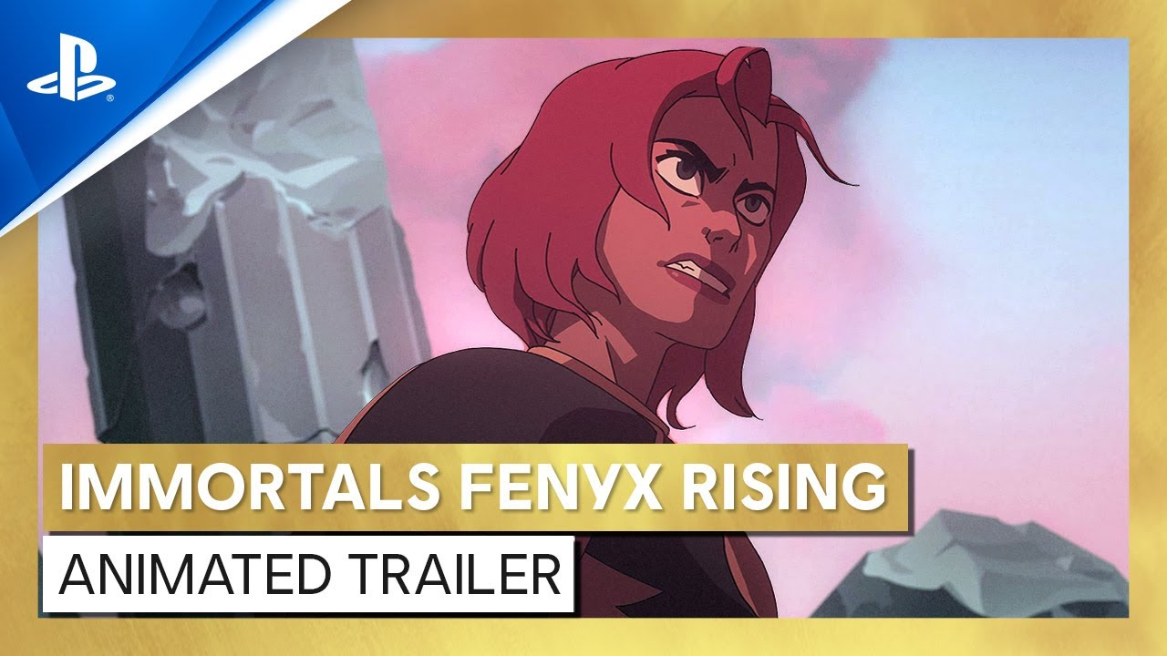 Immortals Fenyx Rising | Animated Trailer | PS5