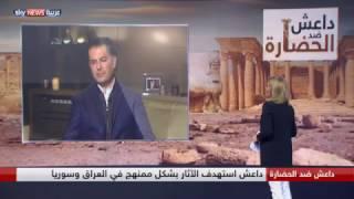 راغب علامةe: داعش لديه أجندة تسعى لتدمير تاريخ المنطقة