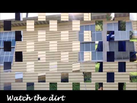 MLG Soft Wash Restorations Demo Video
