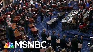 Chief Justice John Roberts Swears In Senators For Trump Impeachment Trial | MSNBC