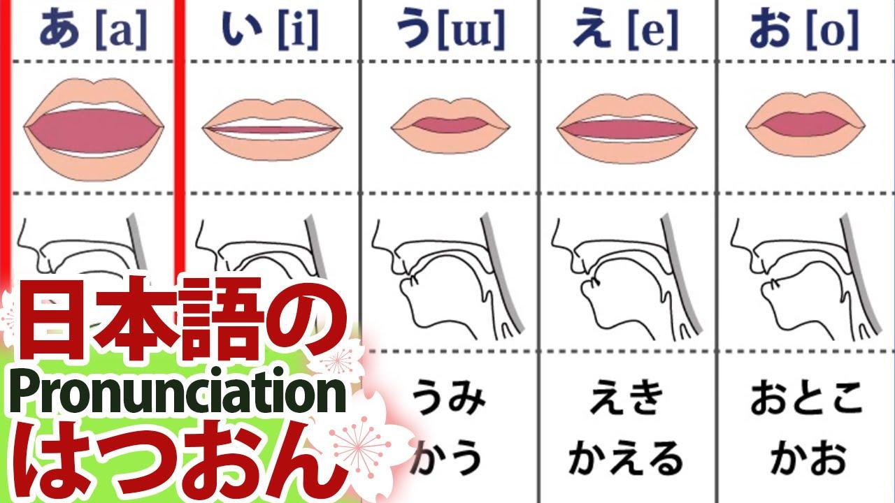 上級者向け】日本語の発音の学習...