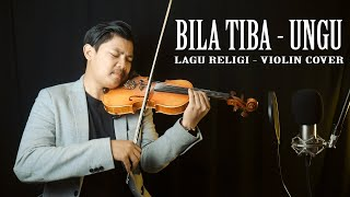 Merdunya Alunan Biola - Ungu (Bila Tiba) Lagu Religi Violin Cover Rudi Alamsyah