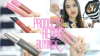 PRODUCTS I REGRET BUYING #9 FEBRUARY 2017