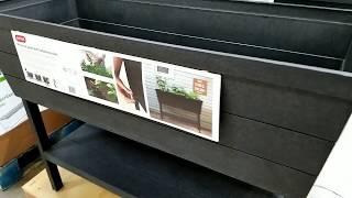 Costco Wood Look Garden Bed From Keter