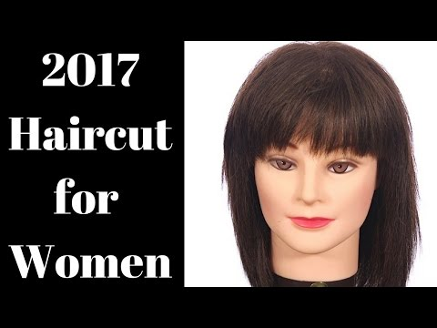 2017 Haircut for Women – TheSalonGuy