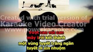 Karaoke Nhạc Sống Tuyết Trắng Trần Thiện Thanh Keyboard Long Ẩn