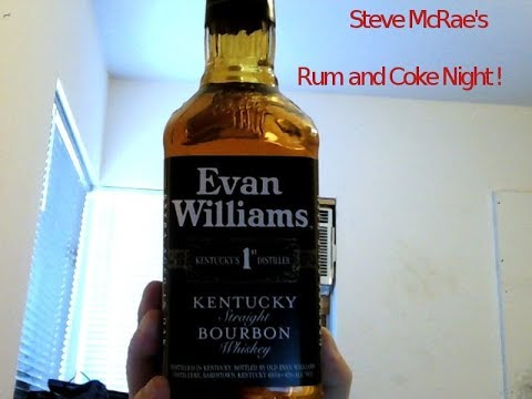Rum and Coke night- Whiskey Edition: Looking for Flat Earthers to debate Aron Ra.