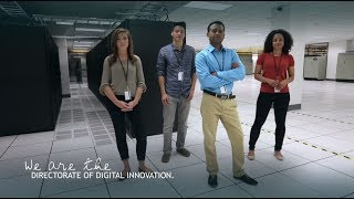 We are the Directorate of Digital Innovation