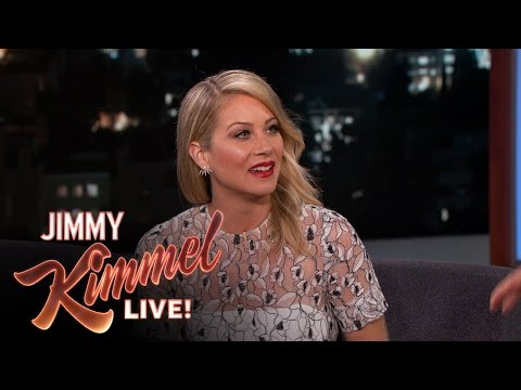 Christina Applegate Has a Dirty Mouth
