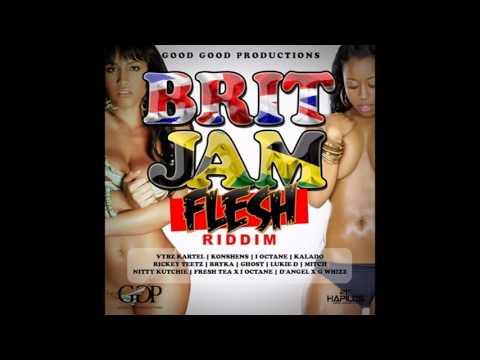 Global Empire Music Group Presents- Britt Jam Riddim Mix