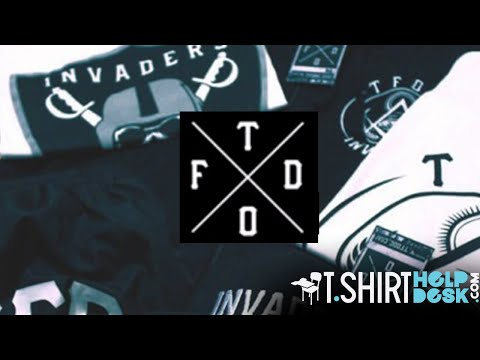 Sell T-shirts Online Website Review TFOD Brand from the UK