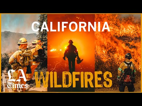 Tim Conway Jr - Firefighters Win Against Latest California Blaze