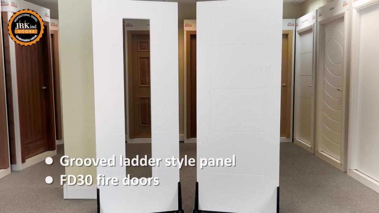 Jb Kind Tigris White Internal Doors Youtube