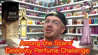 Among the Stars' Celebrity Perfume Challenge 🌟 Among the Stars Perfume Reviews 🌟