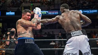 Deontay Wilder vs Chris Arreola Full Highlights TKO HD