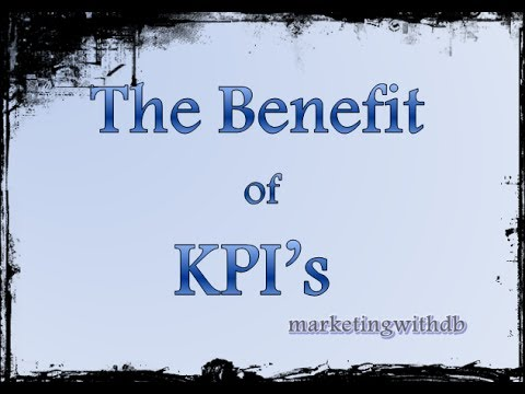 KPI: Sample Keyword Performance Indicator for Business Intelligence