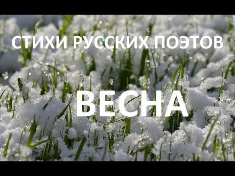 Весна. Сборник стихов русских поэтов классиков