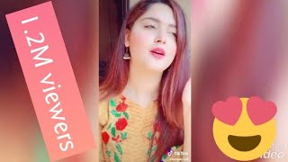 Top tiktok Best videos latest pakistani and Indian ban | tik tok girls Kanwal videos and songs
