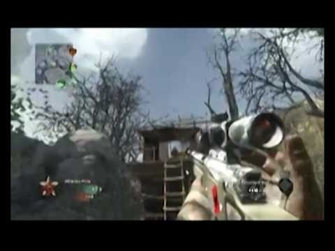 Black Ops Minitage (L96A1, and Famas Multi