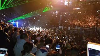 The Grand Entrance Pacquiao vs Broner 011919