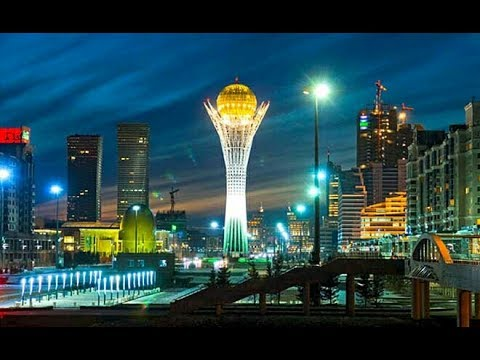 Astana, Kazakhstan - City Tour - Most Unique Capital City in the World?