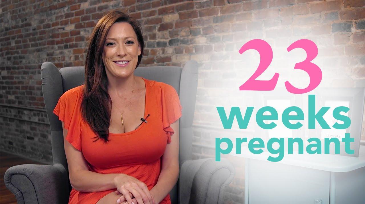 23 Weeks Pregnant - Ovia Pregnancy