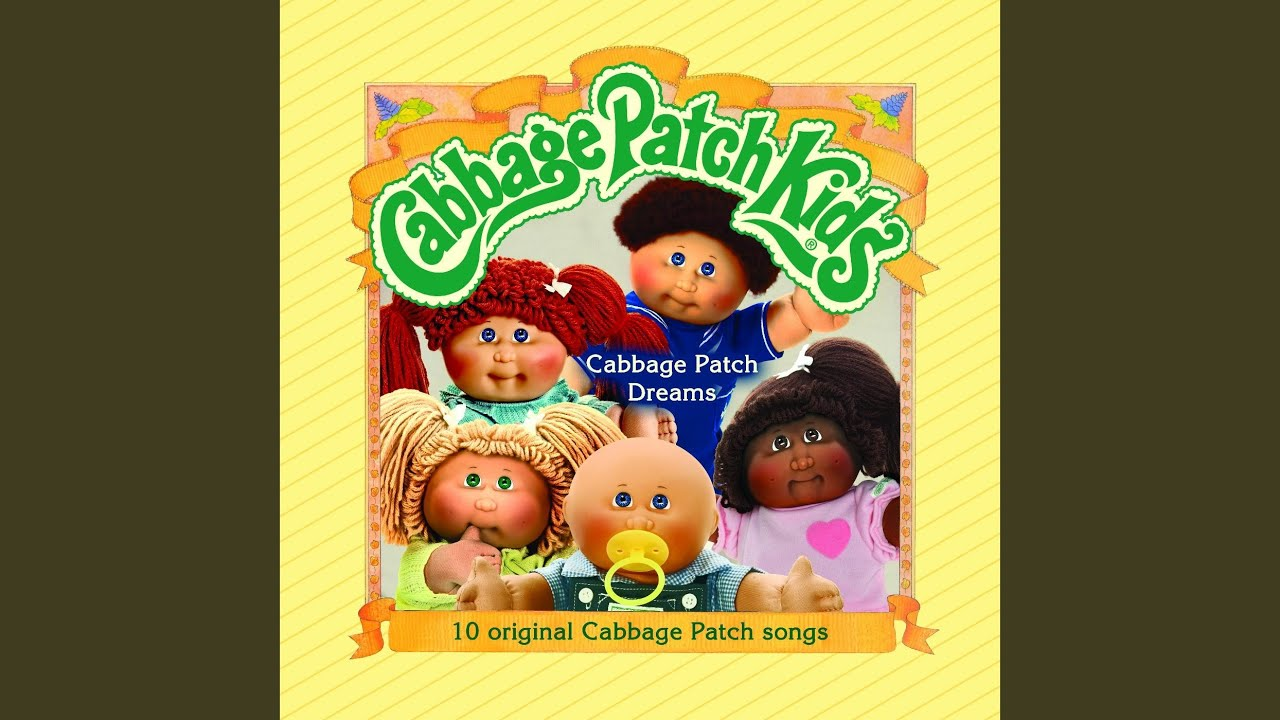 Amazon. Com: songs from the cabbage patch kids: the cabbage patch.