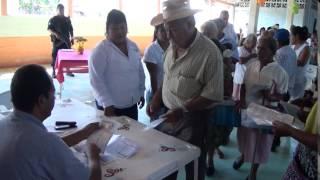 programa 415, DIF Tancoco celebra el dia del abuelito