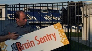 Brain? Sure. Sentry? Maybe. | WSJ Startup of the Year