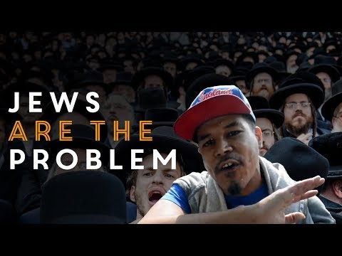 Jews are the problem according to Stay Woke