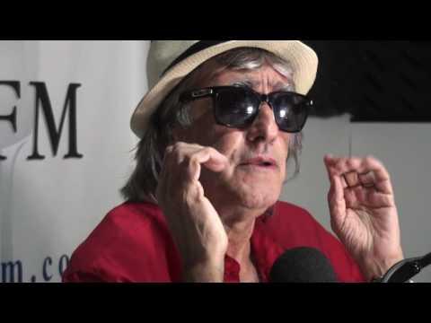KING JIM(Banda Garotos da Rua) entrevistado na Cultural FM 87,5 MHz