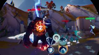 Megalith vr moba like league of legends