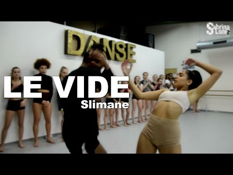 LE VIDE  - Slimane - LYRICAL CONTEMPORARY JAZZ cours de danse avec Sabrina Lonis