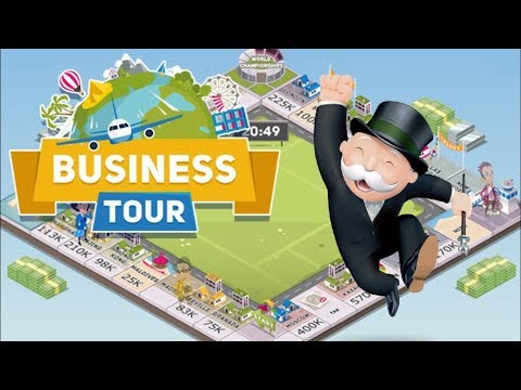 LE MONOPOLY DU PAUVRE (Business Tour #1)