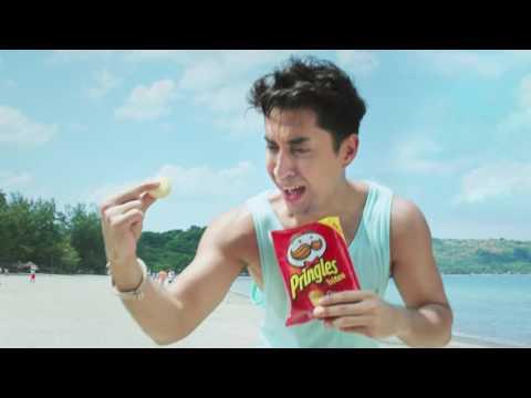 Pringles Bites Beach 30s
