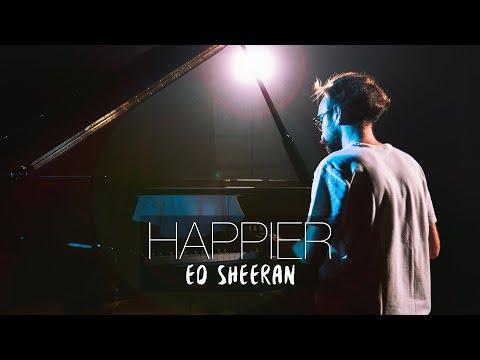 HAPPIER - Ed Sheeran Piano Cover  Costantino Carrara