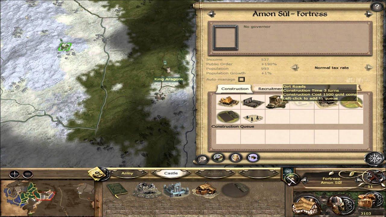 Third Age Total War Mos Eriador Part 5 Calm Before The Storm